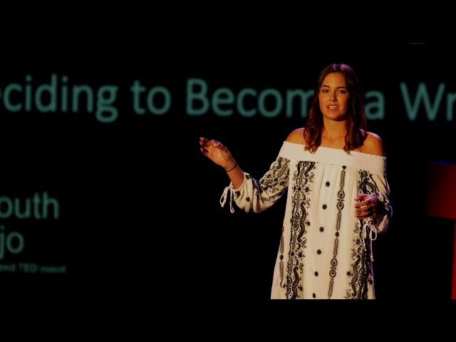Deciding to Become a Writer | Shane Everitt | TEDxYouth@Conejo