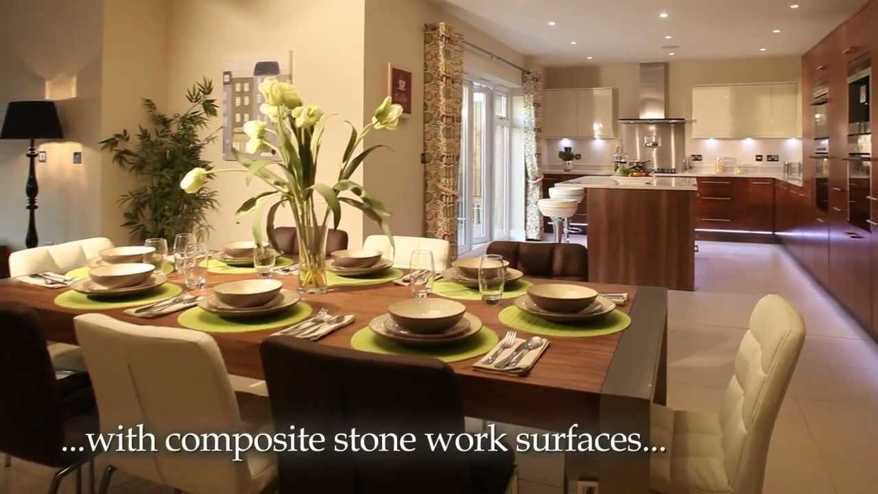 Luxury New Homes | Dorridge | Temple Gardens | West Midlands | Banner Homes  - YouTube