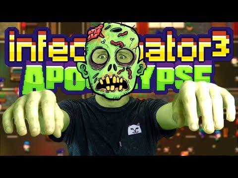 INFECTONATOR 3 : Notre armée de zombies