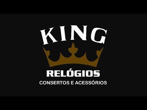 945084801ec KING RELÓGIOS - YouTube