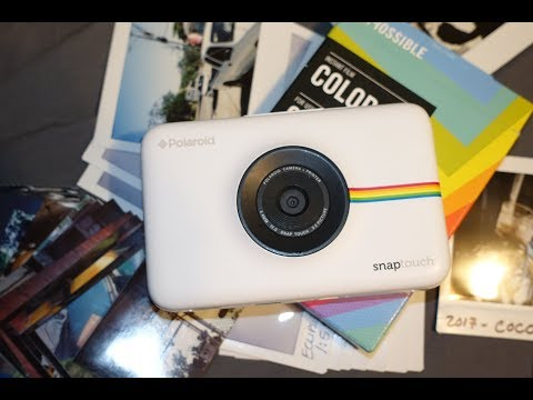 Polaroid Snap Touch Review: The Retro and Modern Failure