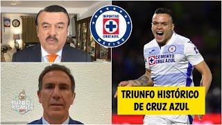 ANÁLISIS Récord de Cruz Azul. Victoria 11 en fila con golazo del Cabecita Rodríguez | Futbol Picante