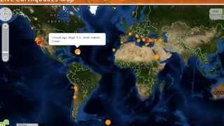 Earthquake Update! 5.4 Bermuda Triangle, 4.7 California, 5.1 Red Sea & Canary Island Activity!