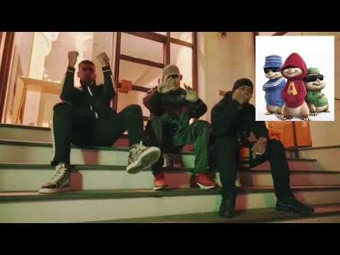 Capital bra feat. Luciano & Eno - Roli Glitzer Glitzer 🔴Chipmunks Version🔴