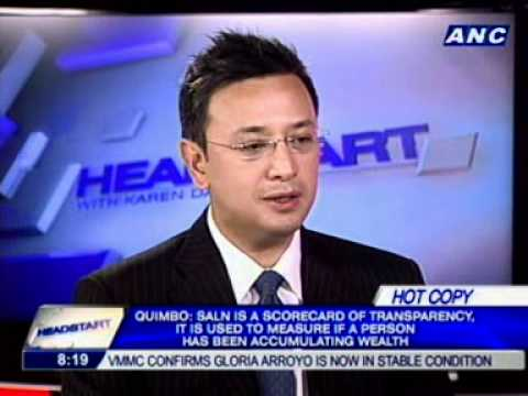 [ANC Headstart] Prosecution panel spokesperson Rep. Miro Quimbo 1/2
