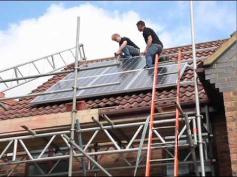 Solar Panels Milton Keynes - S.A Solar
