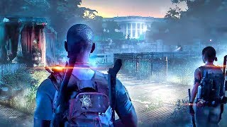 THE DIVISION 2 Year 1 Trailer (2019)