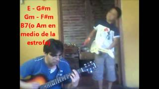 DO YOU WANT TO KNOW A SECRET cover guitarra - the beatles