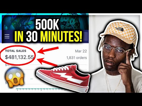 How Ian Connor Made $500k in 30 Minutes 😰 | Shopify