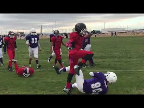 NMYAFL Highlight Videos - Spring Season - Week 4