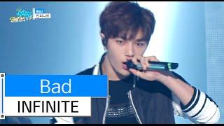 Music core 20151226 INFINITE - Bad, 인피니트 - 베드 ▷Show Music Cor...