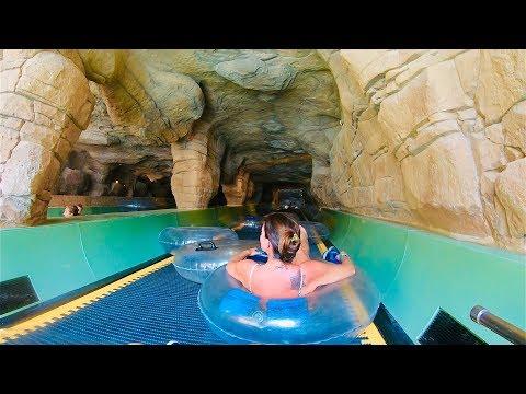 The Stinger Waterslide At Aquaventure Waterpark In Dubai