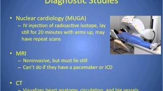 Cardiac Diagnostic Tests for Nursing Students