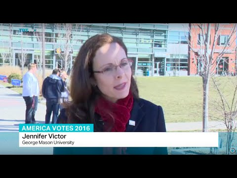 Interview with Jennifer Victor from George Mason University on US votes