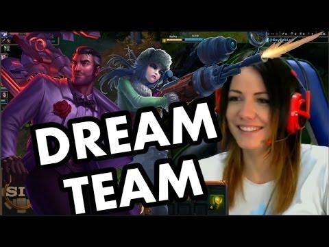 KP & Siv - Dream Team Botlane