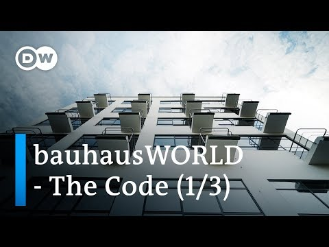Architecture, art and design - 100 years of the Bauhaus (1/3)   DW Documentary