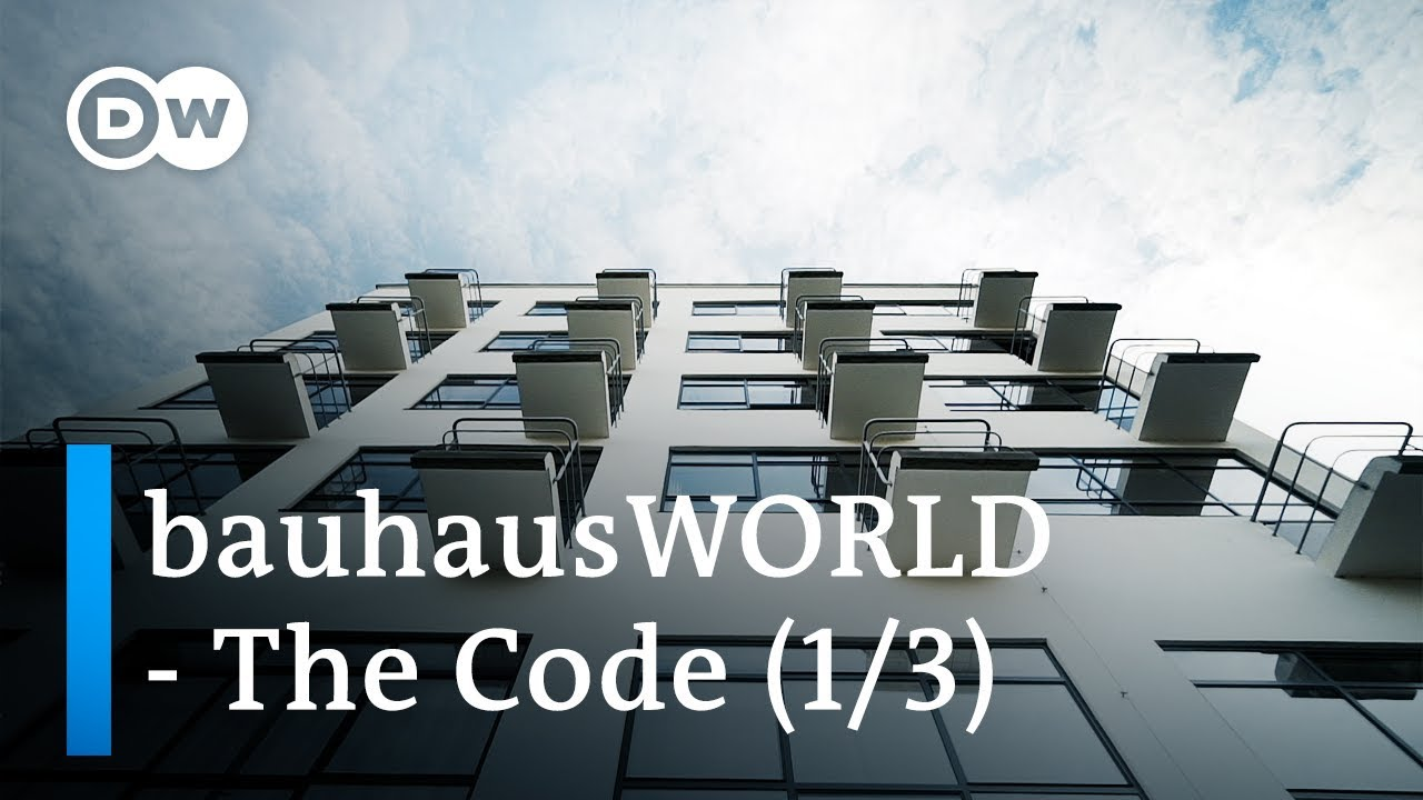Download Architecture, art and design - 100 years of the Bauhaus (1/3) | DW Documentary