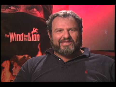 Wind and the Lion screenwriter, John Milius