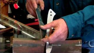 Knives & Knife Sharpening : About Knife Blanks