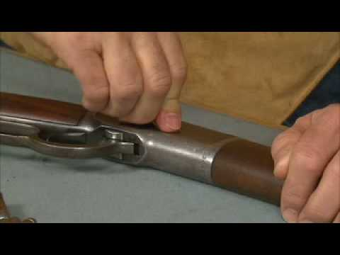 The Winchester Model 1892 Lever Action Rifle