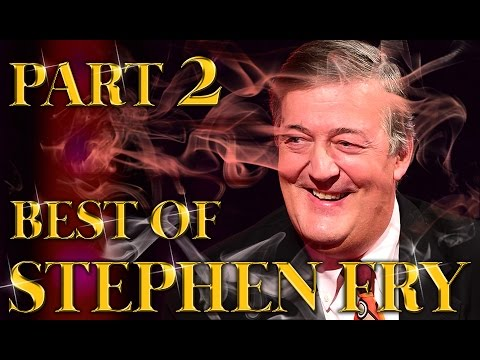 Best of Stephen Fry Arguments And Comebacks Part 2