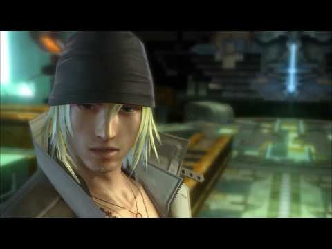 FINAL FANTASY XIII E3 2009 trailer - Japanese version