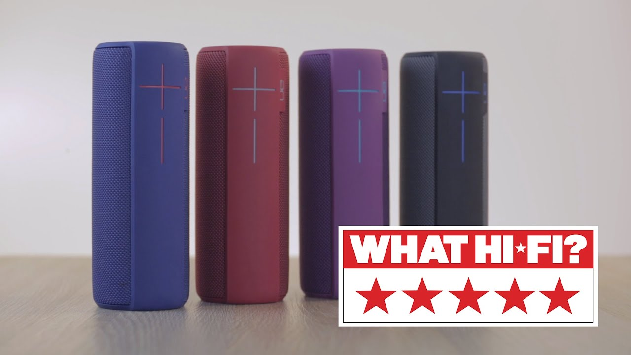 Ultimate Ears Megaboom review | What Hi-Fi?