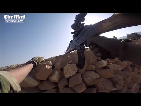 GoPro HD footage: British YPG fighter in action against ISIS