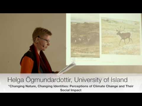 Helga Ögmundardottir, University of Iceland