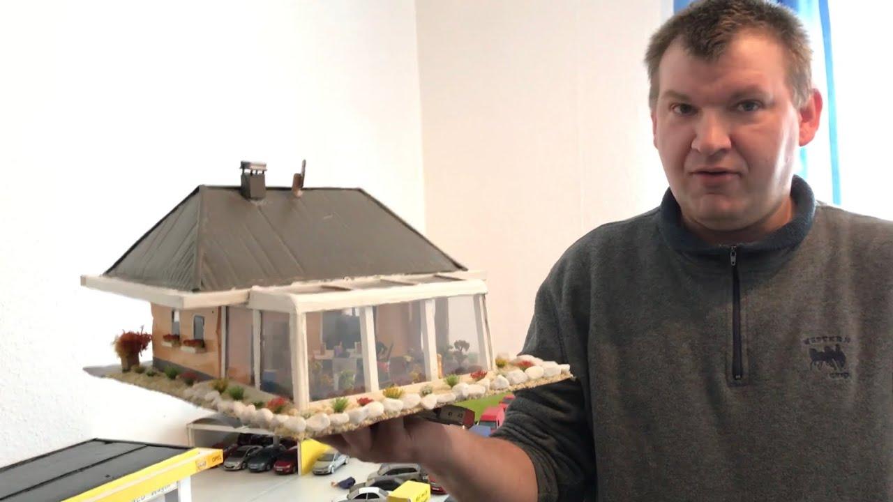 Kreative Kleine Häuser Aus Pappen Basteln