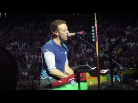 Coldplay - Amsterdam @ Amsterdam Arena 24/6/2016
