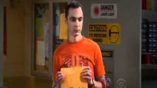 Big Bang Theory 4x06 Sheldon TA-DAH!.wmv