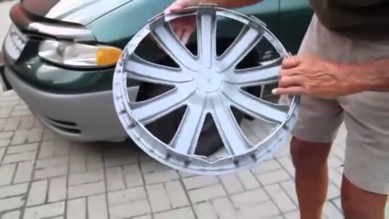 Autozone Wheel Cover Installation