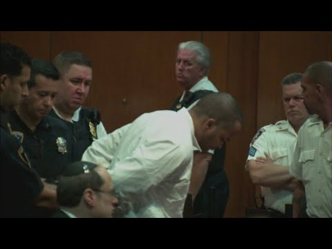 Demetrius Blackwell Found Guilty Of Killing NYPD Officer Brian Moore
