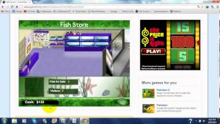 Fish Tycoon Unlimited Money Cheat