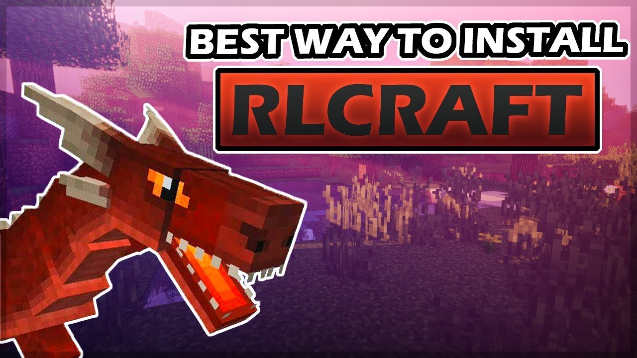 Minecraft players (like you!) are using their amazing creative brains to concoct incredible new ways to play on mobile, xbox one,. How To Install Rlcraft Quick And Easy Youtube
