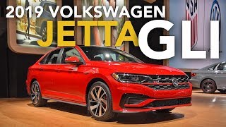 2019 Volkswagen Jetta GLI First Look - 2019 Chicago Auto Show
