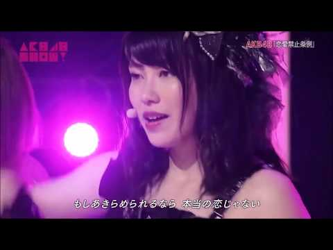[LIVE] Renai Kinshi Jourei / Rules Against Love