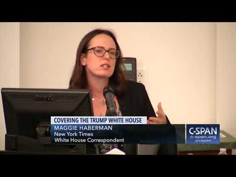 Trump is Not What He Seems - Maggie Haberman