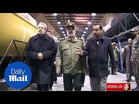 Iran Unveils Second Underground Site For Storing Emad Missile - Daily Mail