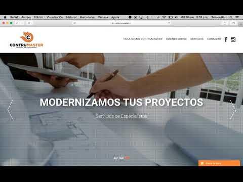 Web Contrumaster