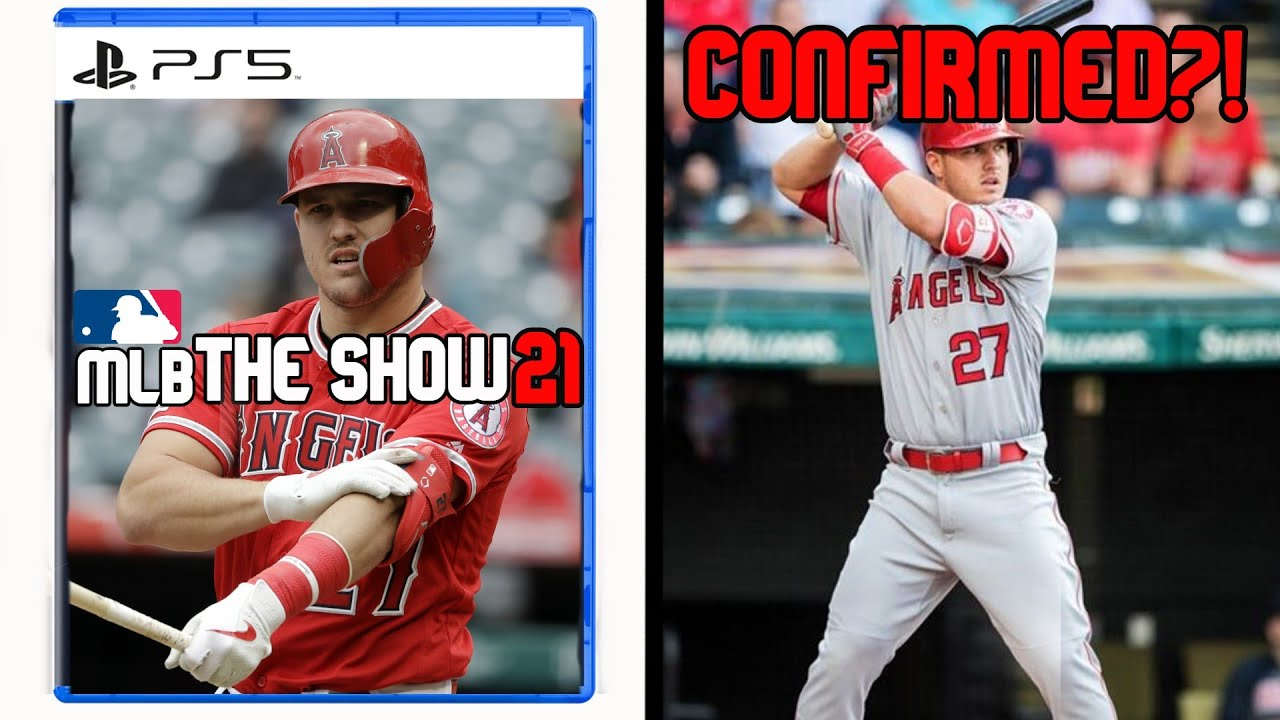 THE MLB THE SHOW 21 COVER ATHLETE IS......(?)