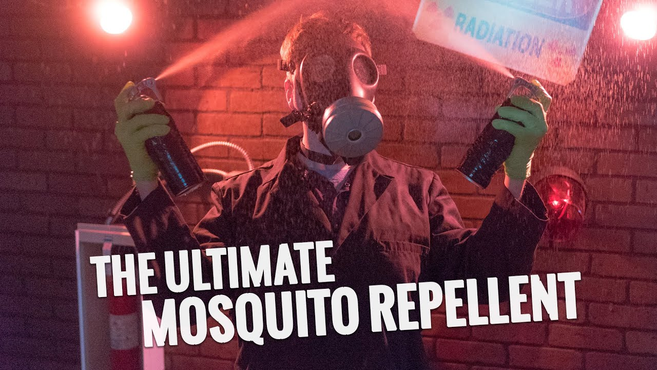 how to make the ultimate mosquito repellent youtube