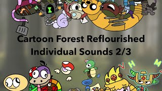 My Singing Monsters - Cartoon Forest Reflourished - Individuals 2/3