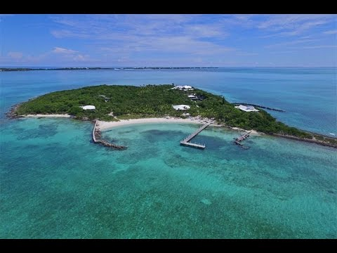 Enchanting 20 Acre Private Bahamian Cay in Guana Cay, Bahamas