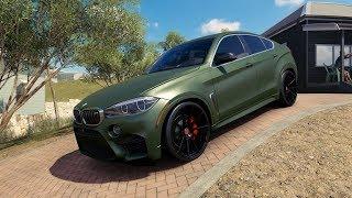 💨💨 Forza Horizon 3 - 870Hp BMW X6 M - Fast test drive !!! - 1080p60FPS
