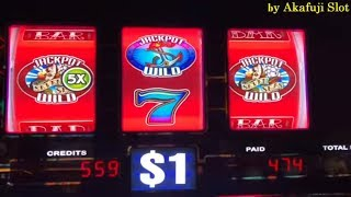 Jackpot at first spin LIVE !!💛Double Lion Slot Max bet $9, Hand pay Slot Machine, Akafujislot