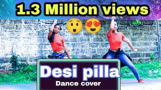 DESI PILLLA,Superhit Sambalpuri song MANTU CHHURIA AND ASIMA PANDA  ||DANCE cover