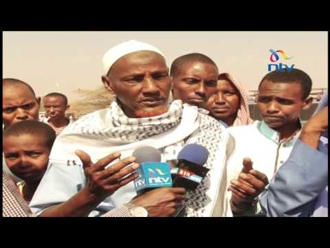Praying for rain: Wajir residents gather to pray for skies to open