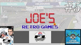 Retro Games | F1 Career Challenge (PS2 Gameplay) - Episode 5: TOP 10 FINISH?!